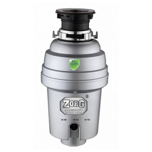 Измельчитель пищевых отходов Zorg ZR-56D
