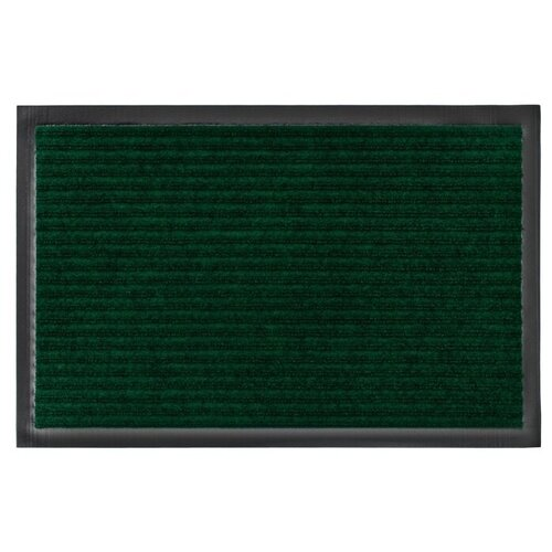 Придверный коврик ComeForte Floor Mat Стандарт, размер: 0.6х0.4 м, зеленый коврик придверный starexpo стандарт 90 150 см черный