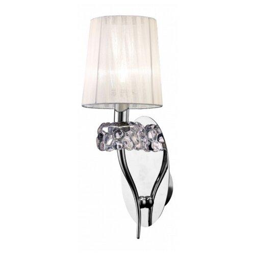 Настенный светильник Mantra Loewe 4635, 13 Вт бра mantra loewe 4635