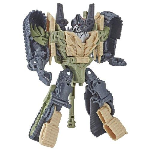Фото - Трансформер Hasbro Transformers Блицвинг. Заряд Энергона: Мощь (Трансформеры 6) E0756 зеленый/серый hasbro transformers e2087 e2095 трансформеры заряд энергона шеттер 11 см