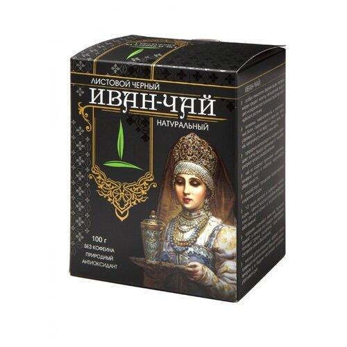 Чайный напиток травяной Емельяновская биофабрика Иван-чай, 100 г