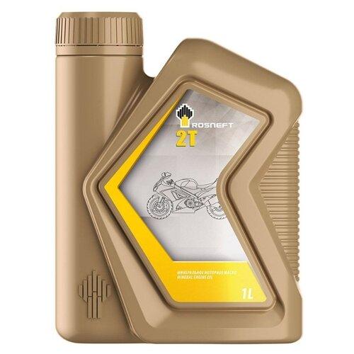 Моторное масло Роснефть MOTO 2T 1 л