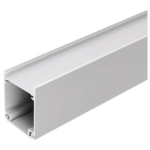 Профиль Arlight BOX60-ONTOP-2000 ANOD серый профиль arlight alu power w35s 2000 anod frost серый