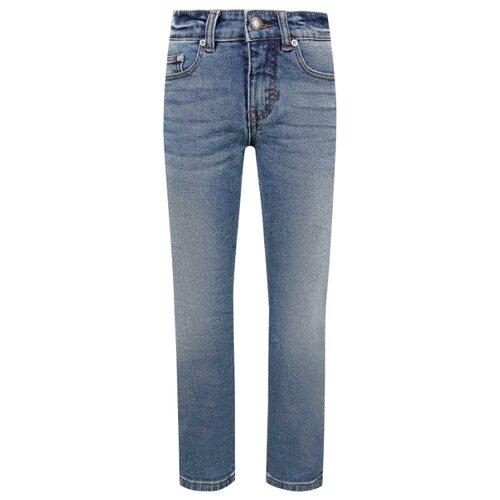 Джинсы Molo размер 104, синий джинсы женские zarina цвет синий 8123414717103 размер 46