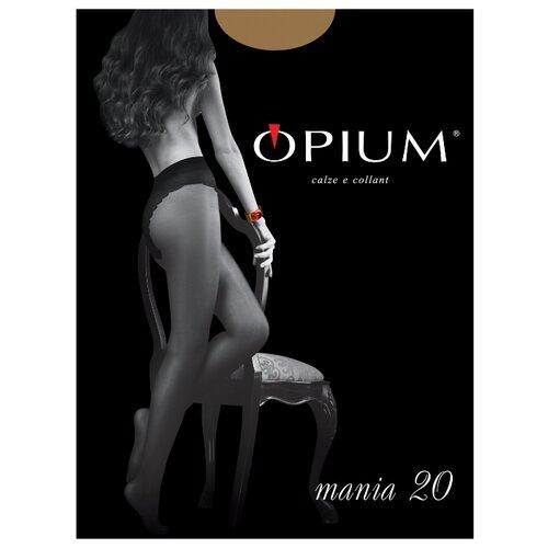 Колготки Opium Mania 20 den, размер 2, visone (коричневый) колготки opium comfort 20den 2 visone