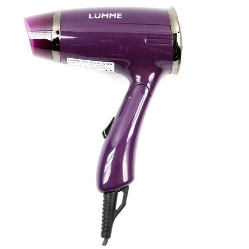 Фен LUMME LU-1058 фиолетовый чароит фен ga ma tempo 2200вт фиолетовый