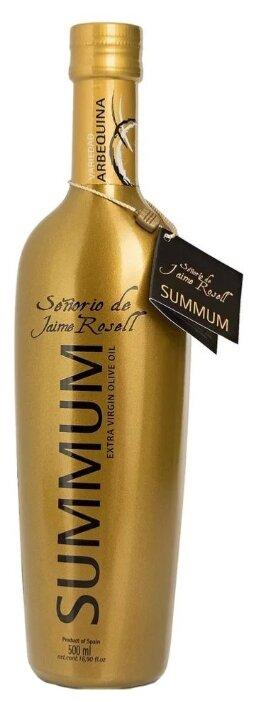 Beneoliva Масло оливковое Senorio de Jaime Rosell Summum, стеклянная бутылка