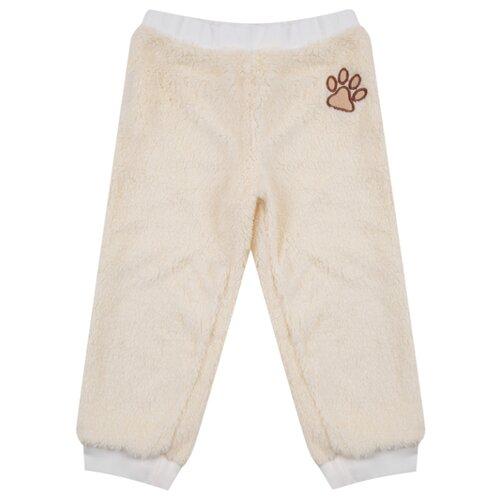 Купить Брюки Leader Kids размер 86, молочный, Брюки и шорты