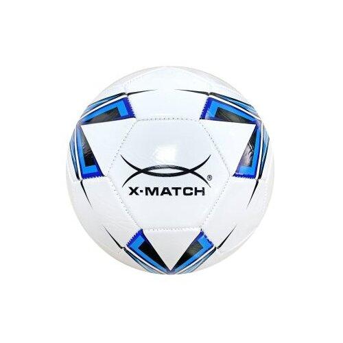 Мяч футбольный X-Match, 1 слой PVC X-Match 56466