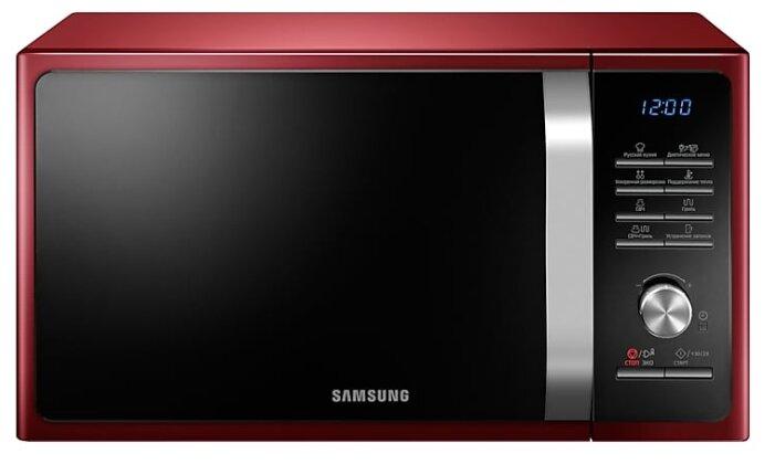 Микроволновая печь Samsung MG23F301TQR — купить по выгодной цене на Яндекс.Маркете