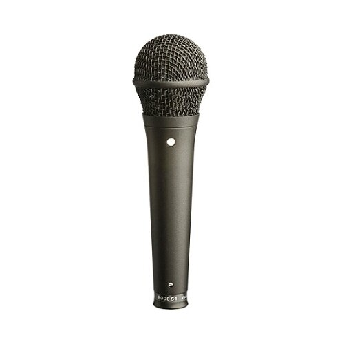 RODE S1-B конденсаторный суперкардиоидный микрофон. Макс SPL 1
