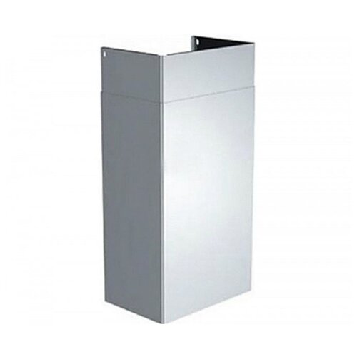 Декоративный короб Faber Kit Camini A500+A500 серый