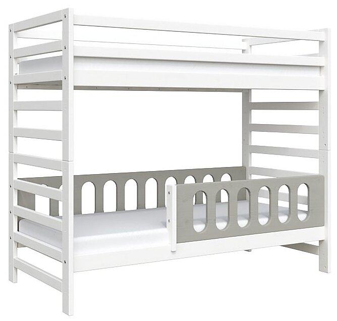 Двухъярусная кровать детская Domus Mia Royal Gamma