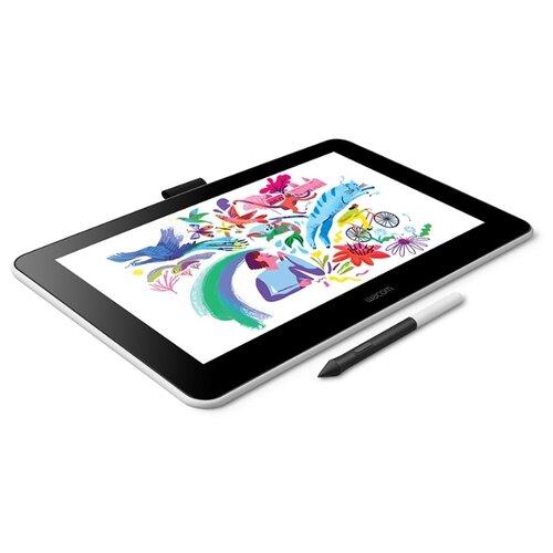 Купить Интерактивный дисплей WACOM One (DTC133) черный