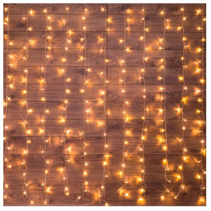 Гирлянда NEON-NIGHT Дождь, 96 LED, 150х100 см