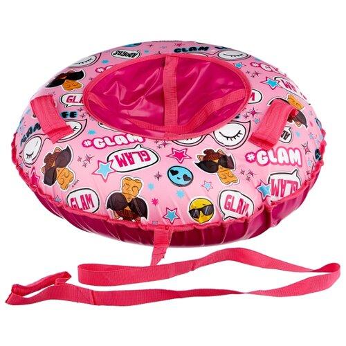Купить Тюбинг 1 TOY LOL Surprise! (Т16410) розовый, Тюбинги