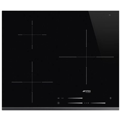 Индукционная варочная панель smeg SI7633B индукционная варочная панель smeg si5641d