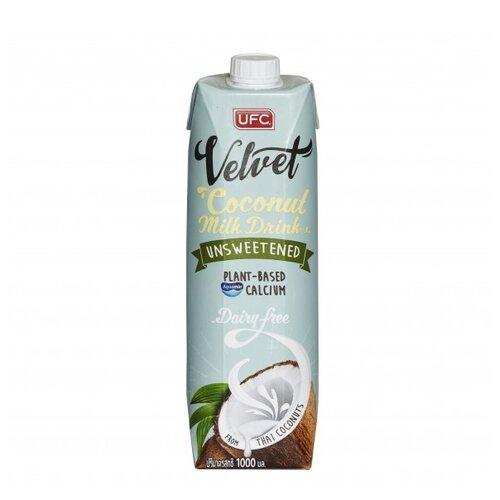 Кокосовый напиток UFC Velvet Coconut Milk Unsweetened без сахара 1 л ufc fight night auckland