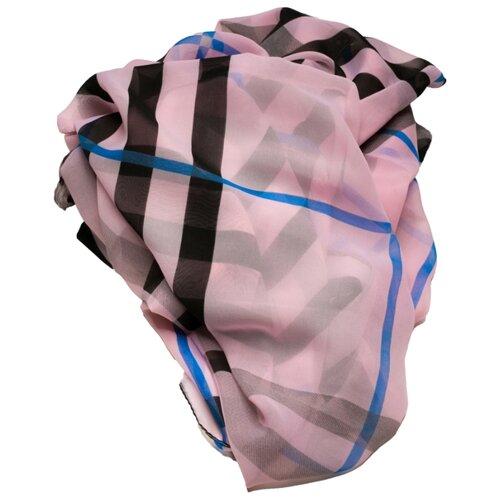 Палантин Nothing but Love 94704 светло-розовый/черный/синий ремень корсет nothing but love цвет черный 203272 размер универсальный