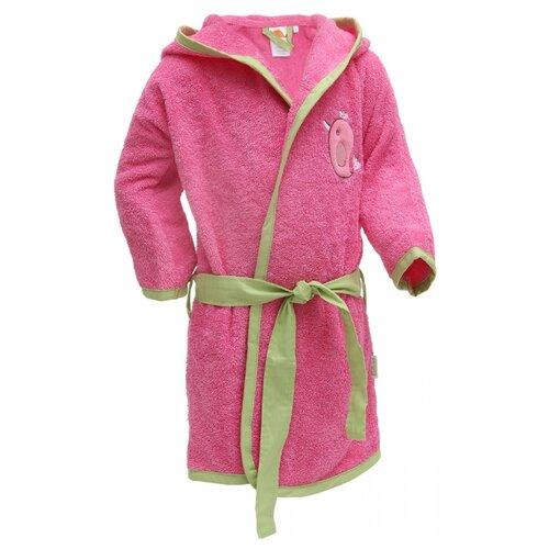 Халат Kidboo размер 1(80), розовый