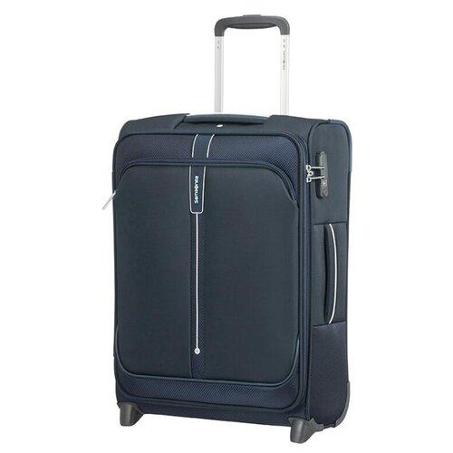 Чемодан Samsonite Popsoda S 41 л, Темно-синий/Dark Blue чемодан samsonite s cure s 34 л