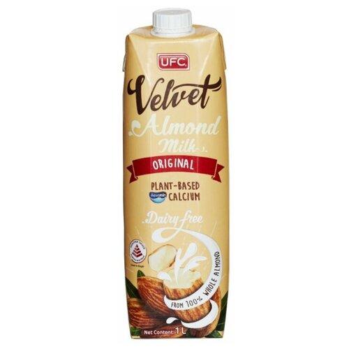 цена на Миндальный напиток UFC Velvet Almond Milk Original 1 л