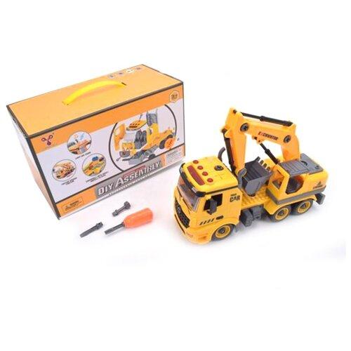 Купить Винтовой конструктор Yiwan Toys DIY Assembly YW9075B, Конструкторы