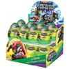 Шоколадное яйцо Сладкая Сказка Черепашки Ниндзя с игрушкой, молочный шоклад, коробка