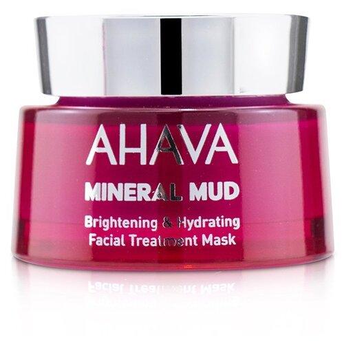 Купить AHAVA Mineral Mud увлажняющая придающая сияние маска, 50 мл