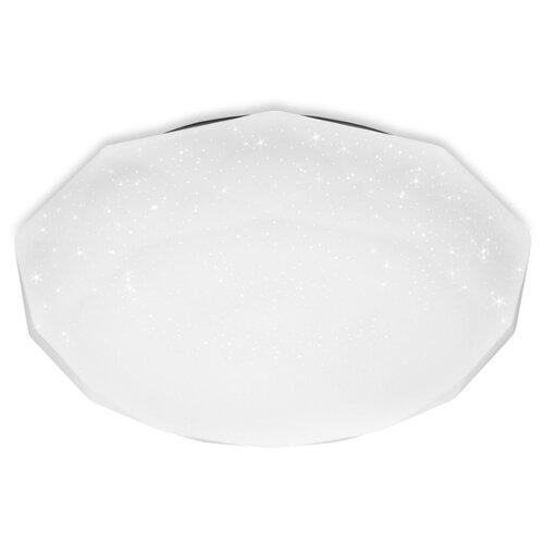 Светильник светодиодный Ambrella light Air FF17 WH, LED, 48 Вт светильник светодиодный ambrella light fa457 6 3 wh led 135 вт