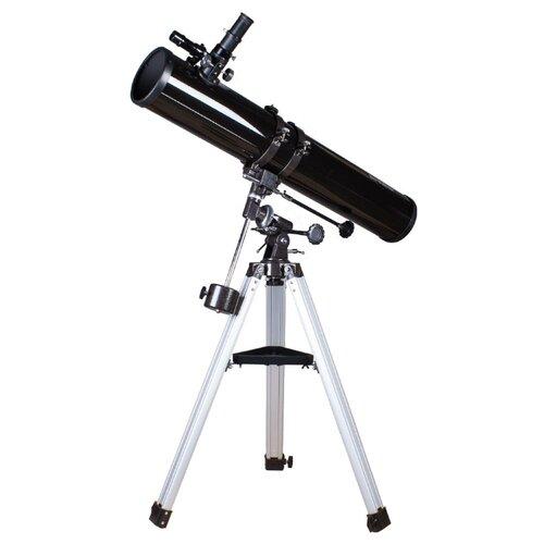 Фото - Телескоп Sky-Watcher BK 1149EQ1 черный/серый телескоп sky watcher bk 909az3 черный серый