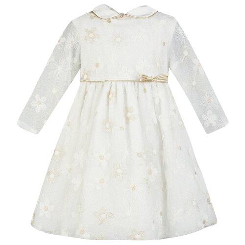 Платье Aletta размер 86, белый