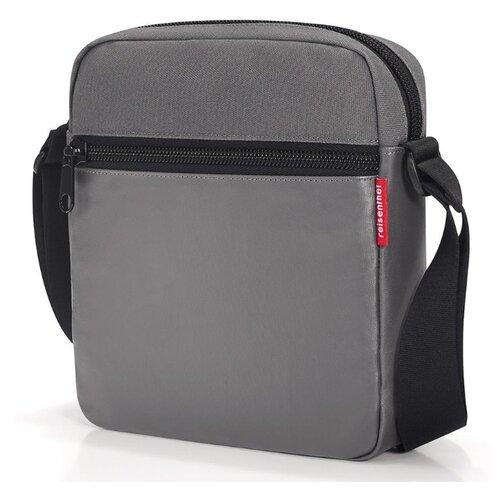 Сумка кросс-боди reisenthel Crossbag canvas UY4061/UY7047/UY7050, текстиль сумка кросс боди reisenthel crossbag canvas uy4061 uy7047 uy7050 текстиль