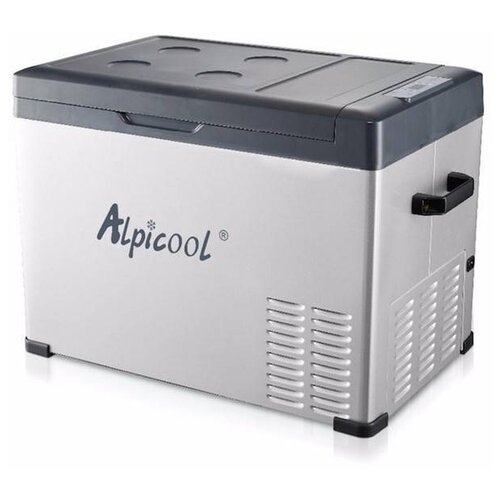 Автомобильный холодильник Alpicool C40 серый