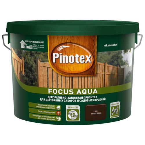 Биоцидная пропитка Pinotex Focus Aqua 9 л
