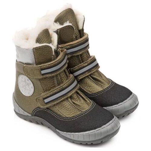 Ботинки Tapiboo размер 25, хаки ботинки tapiboo размер 27 хаки