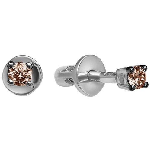 Vesna jewelry Серьги 4039-256-09-00