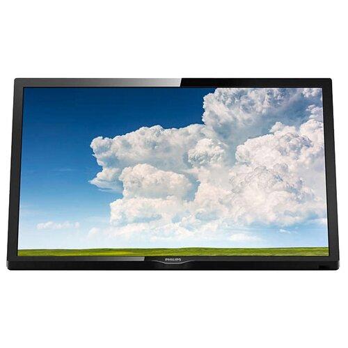 Фото - Телевизор Philips 24PHS4304 24 (2019), черный телевизор philips 32phs6825 32 2020 черный