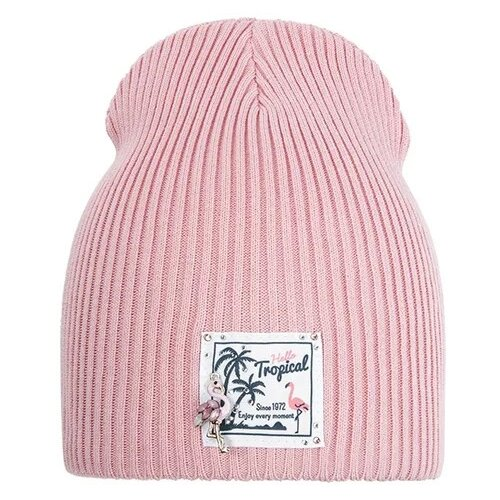 Фото - Шапка-бини mialt размер 50-52, розовый mialt mp002xg004j5