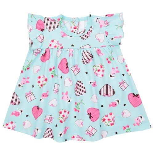 Платье Leader Kids размер 62, ментол