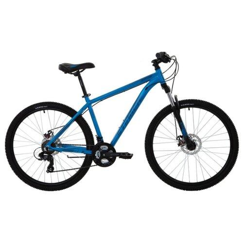 Горный (MTB) велосипед Stinger Element Evo 26 TZ500 (2020) синий 18 (требует финальной сборки) велосипед stinger 26 banzai 20 синий 26 sfv banzai 20 bl7