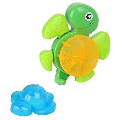 Купить Набор для ванной Ути-Пути Черепашка 72447 зеленый/голубой, Игрушки для ванной