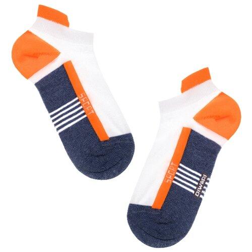 цена на Носки Active 16С-72СП 083 Diwari, 29 размер, джинс/оранжевый