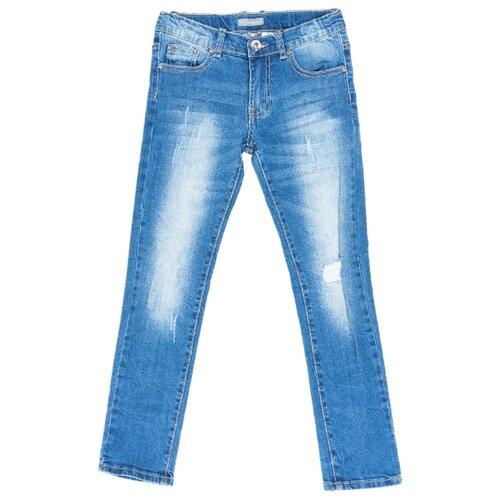 Купить Джинсы Sarabanda размер 152, синий