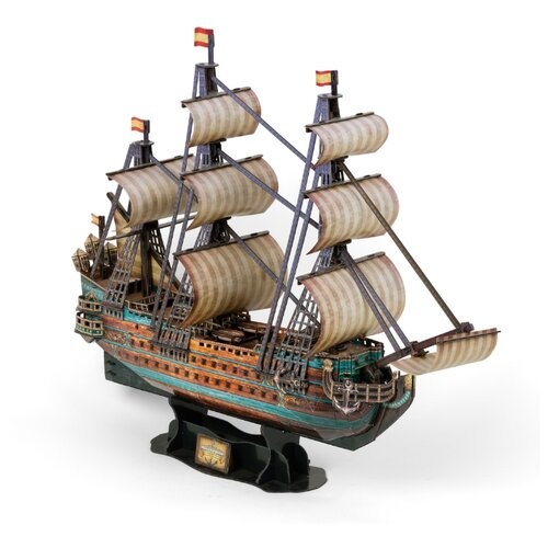 Купить Сборные модели (пенополистирол) REZARK STH-002 Серия Корабли Сан Фелипе