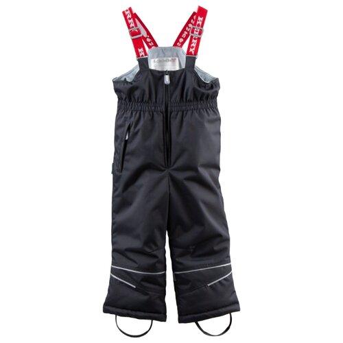 Купить Полукомбинезон KERRY WOODY K20454 размер 122, 042 черный, Полукомбинезоны и брюки