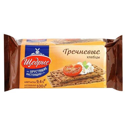 Хлебцы гречневые Щедрые 100 г