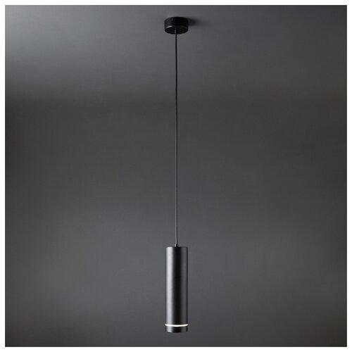 Спот Elektrostandard DLR023 12W 4200K черный матовый встраиваемый светодиодный светильник elektrostandard dlr006 12w 4200k ps n 4690389084782