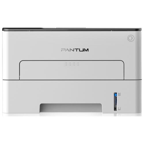 Принтер Pantum P3010D серый