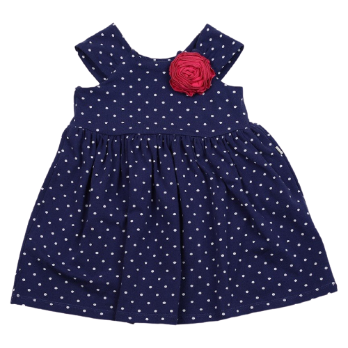 Платье Mini Maxi размер 104, синий/красный платье oodji ultra цвет красный белый 14001071 13 46148 4512s размер xs 42 170
